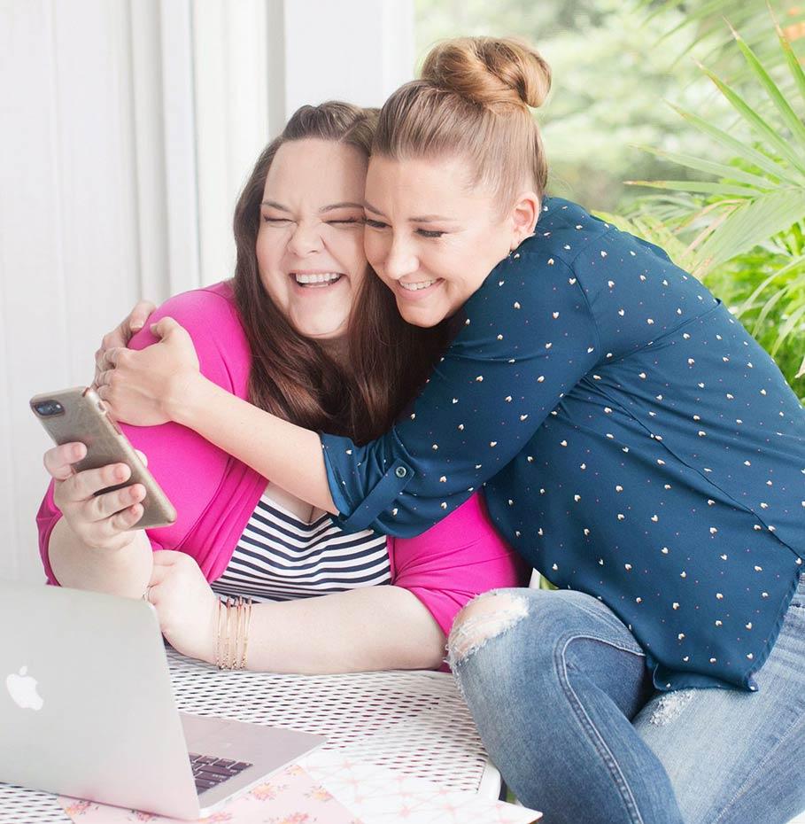 Jenn & Kaylinn